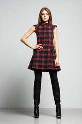 Fall fashion plaid