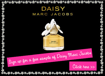Free Sample of Daisy Marc Jacobs