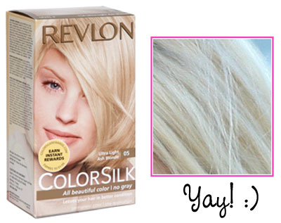 Beauty Review Revlon Colorsilk The Budget Babe