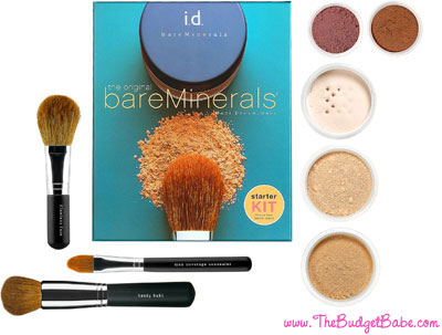bare minerals starter kit instructions