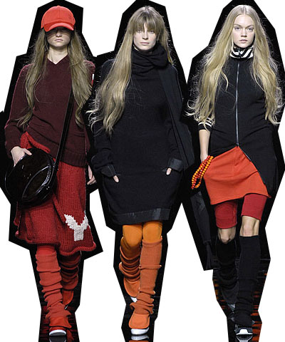 Fashion Trends  2010   on Heidi Reynolds  Fashion Trends Report  Hot For Warmers
