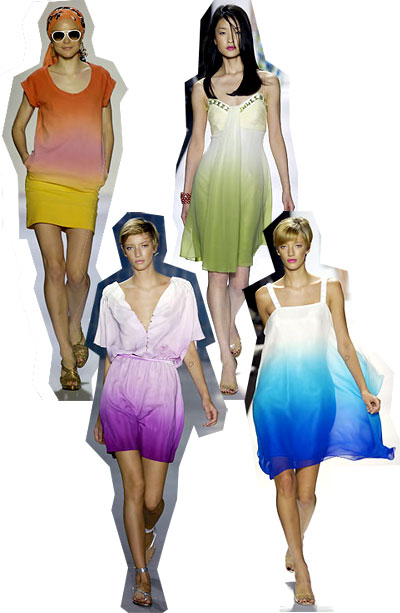 Spring 2008 Trends Ombre