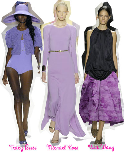 Spring 2008 Color Trend
