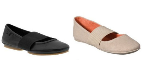 Luxe Flats Banded Ballet The Less Budget Vs betaalbare Babe xzzq6R4O