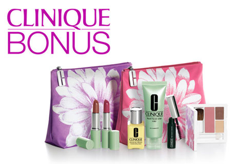 Deal du Jour: Clinique Bonus Time at Macy's