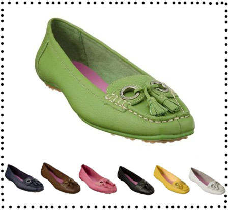 8e3854141f4 Spring Shoes: Isaac Mizrahi for Target Moccasins - The Budget Babe ...