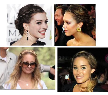 lauren conrad hair braid. and Lauren Conrad are just