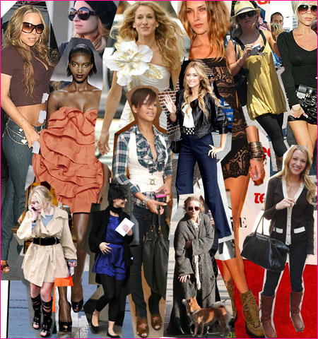 Best and worst fashion trends of 2008