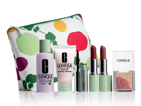 Clinique Bonus Time: Fresh Picks for Spring