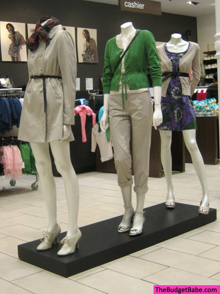 Spring 2009 Fashions at H&M