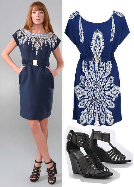 Shoshanna Marrakesh Dress