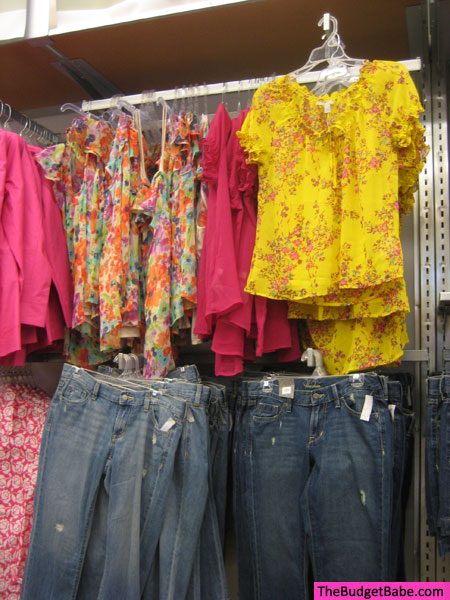 Old Navy Spring 2009 Collection