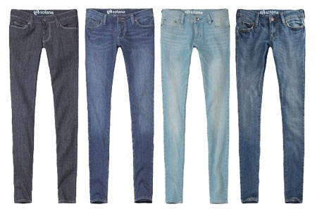 Where to Buy Cheap Skinny Jeans, Part II - The Budget Babe ...