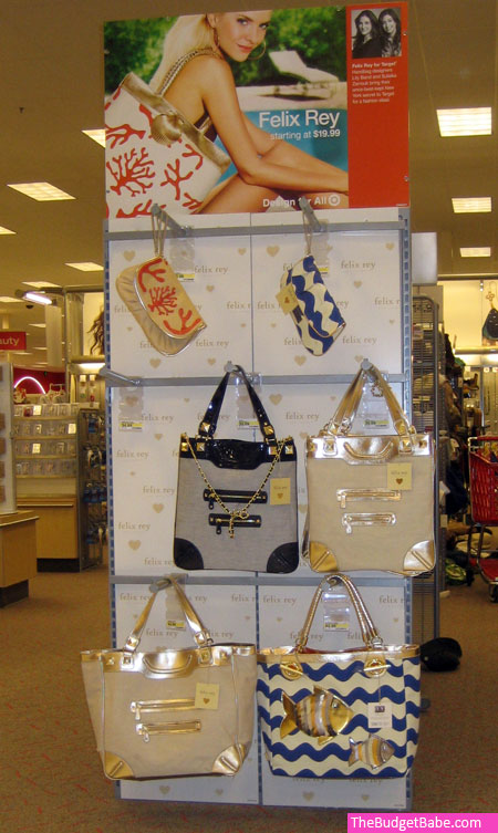 Felix Ray for Target Handbag Collection