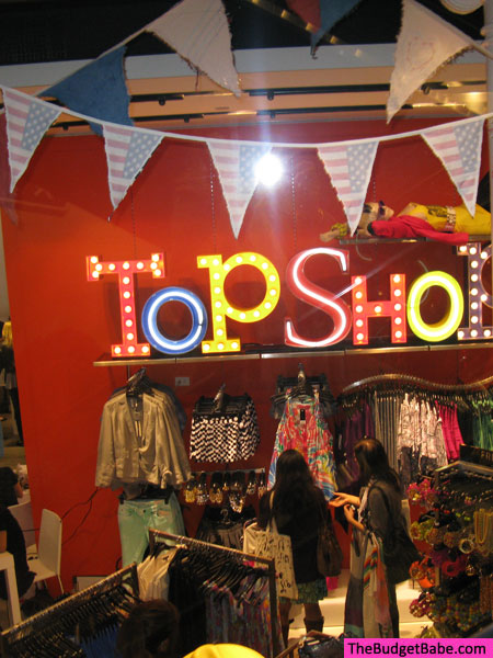Topshop SOHO NYC Grand Opening