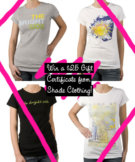 The Bright Side Collection T-Shirts at Shade Clothing