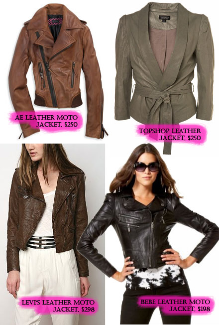 Where to Buy Real Leather Jackets on a Budget - The Budget Babe ...