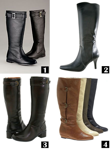Ask BB: Where to Buy Wide Calf Boots - The Budget Babe ...