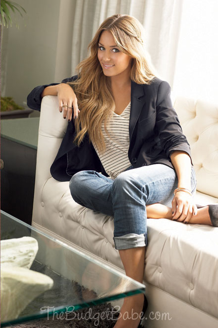 Kohls passed along two more pics of the new LC Lauren Conrad Collection,