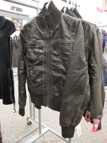 Off the Rack: Bomber Jackets at Target - The Budget Babe ...