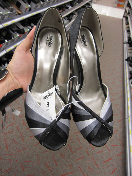 Off the Rack: Fall Heels at Target