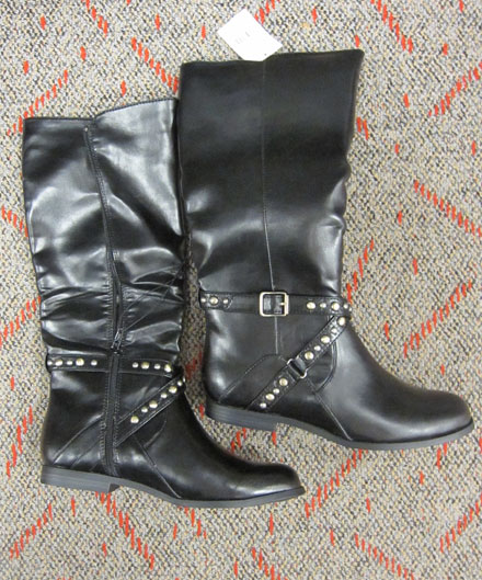 Off the Rack: Fall Boots at Target