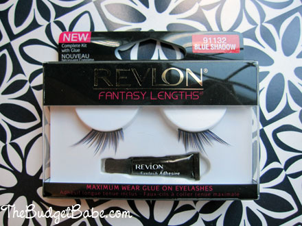 Kiki Bella goes to great lengths to test and review new Revlon Fantasy Lengths faux eyelashes.