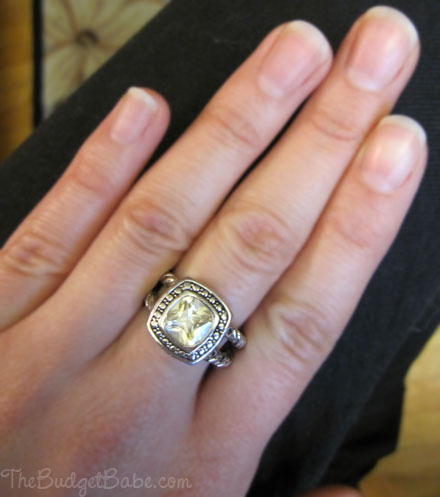 David Yurman Petite Albion Ring look for less knockoff