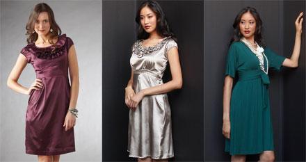 5 Under $45: Party Dresses from DownEast Basics