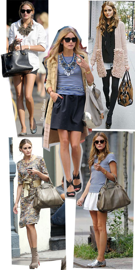 The Budget Babe names Olivia Palermo Best Street Style of 2009.