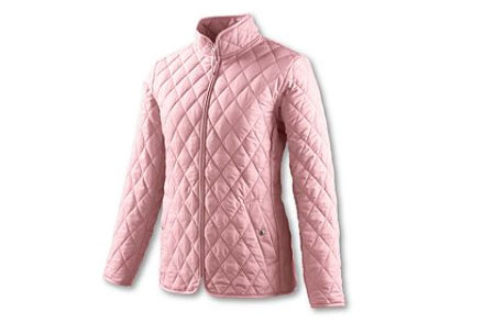 The Look for Less: Burberry Brit Quilted Jacket - The Budget Babe