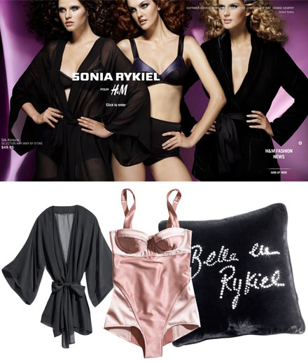 Sonia Rykiel pour H&M Collection