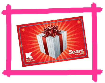 Win Cool Stuff: $50 Sears  Kmart Lands End Gift Card
