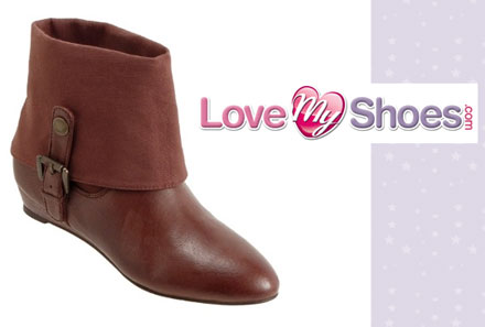 Winter Clearance Sale at LoveMyShoes.com