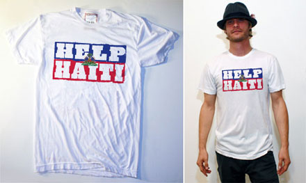 Fashion Helps Haiti