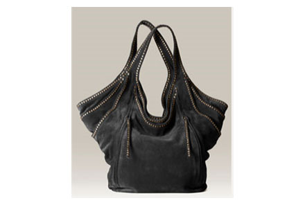 The Look for Less: Kooba Tracy Studded Hobo