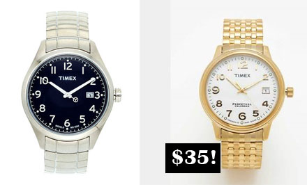 Ladies Watches On-sale : Gucci & Timex at Gilt.com