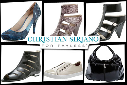 Christian Siriano for Payless Spring 2010 Collection