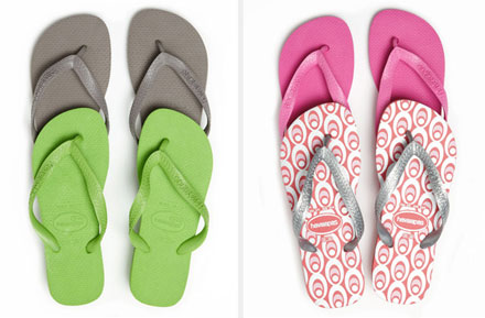 2cea2f666 There s a Havaianas Flip Flop sale going on now for women at Gilt Fuse and  a men s sale at Gilt Man. Restock your favorite flips flops now with these  great ...