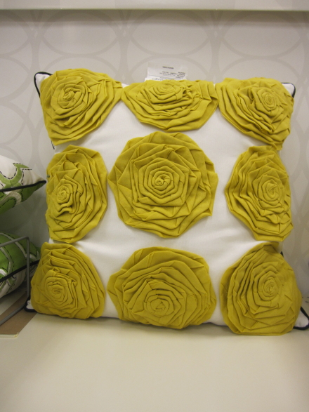 Off the Rack: DwellStudio for Target Decorative Pillows - The ...