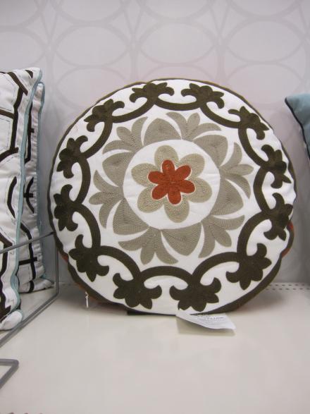 dwellstudio for target privet decorative pillow 2499 - Decorative Pillows Target