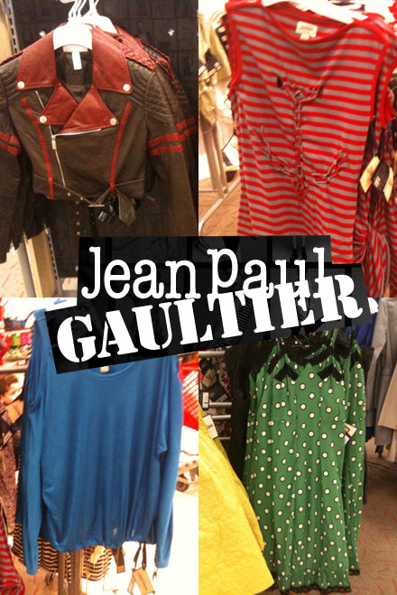 368710df6d Off the Rack  Jean Paul Gaultier for Target - The Budget Babe ...