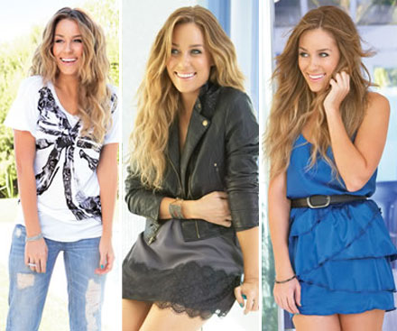 84ee36915604a1 LC Lauren Conrad for Kohls Spring 2010 Lookbook - The Budget Babe ...