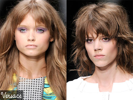 Spring 2010 Hair Trends from Pantene Stylist Hallie Bowman
