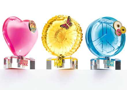 Victoria's Secret Life is PINK Fragrance Collection