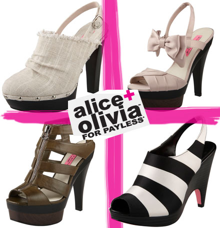 Alice + Olivia for Payless Spring 2010