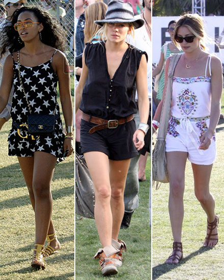 Wear to what music festival