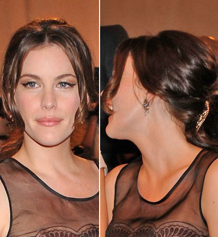 Get the Look: Liv Tyler's Hair Look at the MET Ball