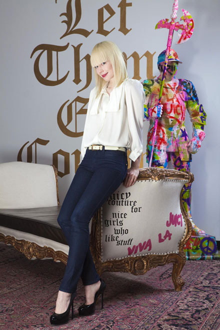Juicy Couture Taps Erin Fetherston for Guest Designer Role