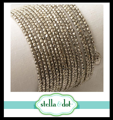 Win Cool Stuff: Stella & Dot Bardot Bangle